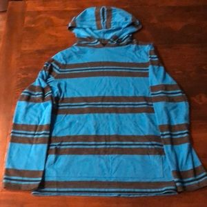 Tony hawk lightweight hoodie boys large
